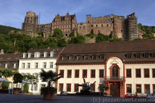 Heidelberg Castle (1294)