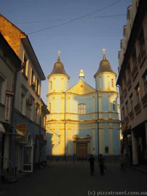 Pokrovskyi Cathedral