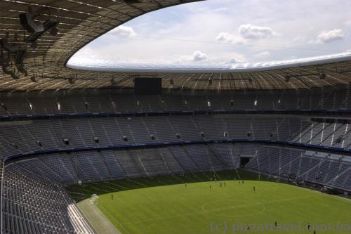Стадіон Альянц-Арена