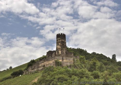 Fuerstenberg/Rheindiebach Castle