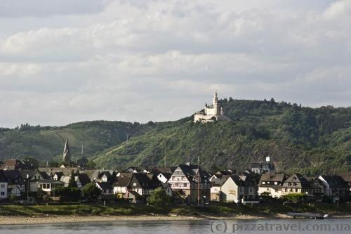 Marksburg Fortress