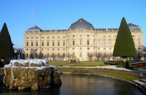 Wuerzburg bishops residence