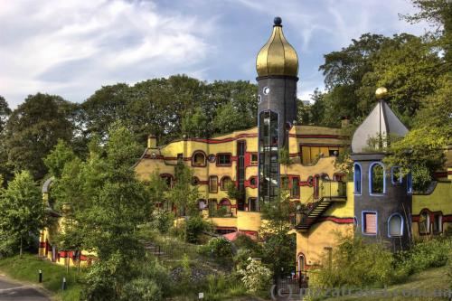Ronald McDonald House in Essen