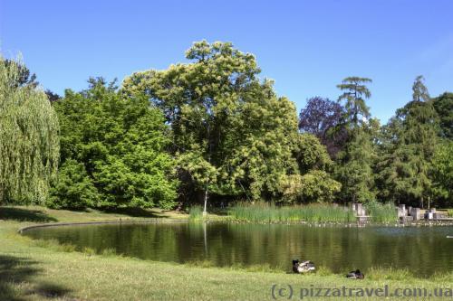 Karlsruhe park