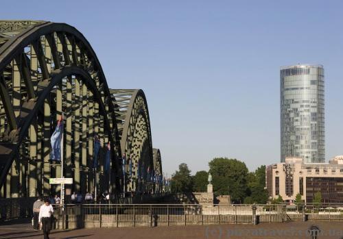 Міст Гогенцоллернів у Кельні