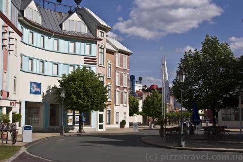 Movie Park in Bottrop