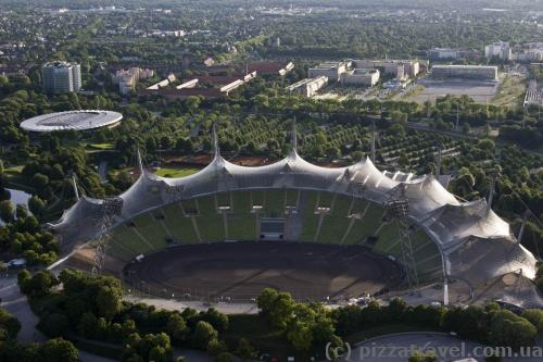 Olympic Park in Munich