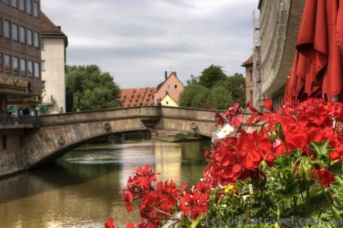 Мясной мост (Fleischbruecke)