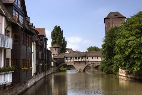 The Hangman's Bridge (Henkersteg)
