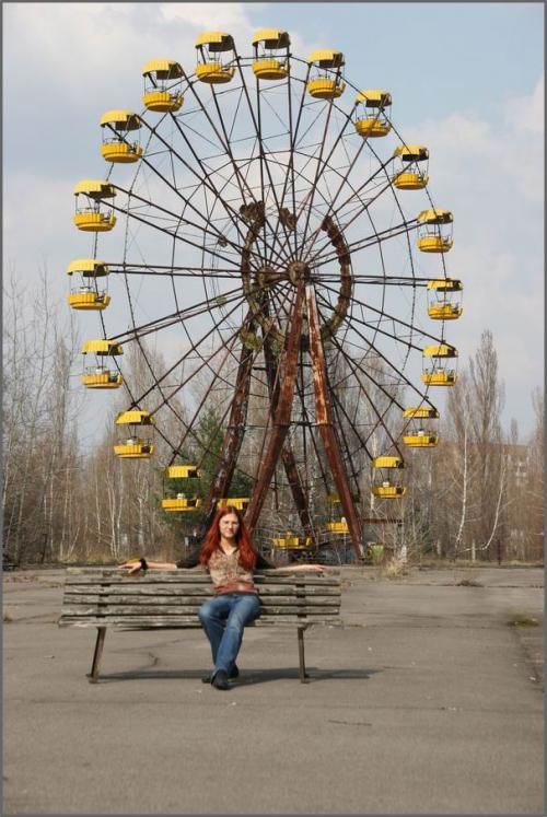 Знаменитое колесо обозрения