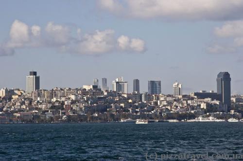 По дорозі на Принцеві острови - азіатський Стамбул