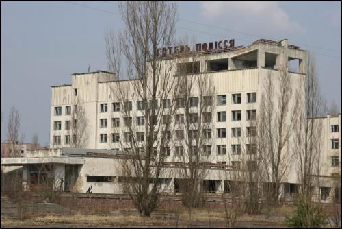 Знаменитый отель