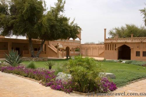 Дворец-музей шейха Заеда