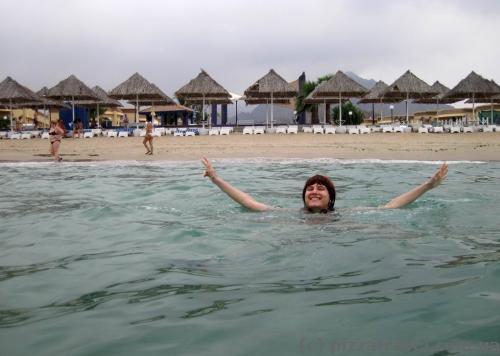 Пляж на Фуджейрі