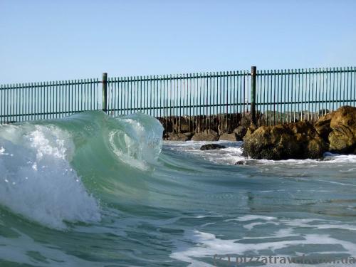 Мальовничий морський пейзаж :)