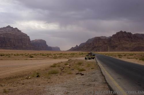 Пустеля Ваді-Рам