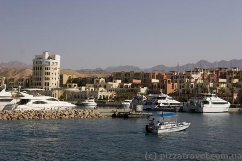 Tala Bay resort near Aqaba