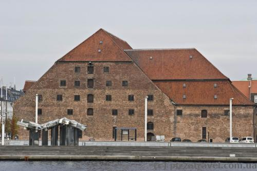 Christian the IV's Brew-House (1608)