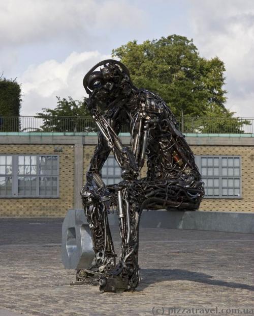 Iron man (Copenhagen version)