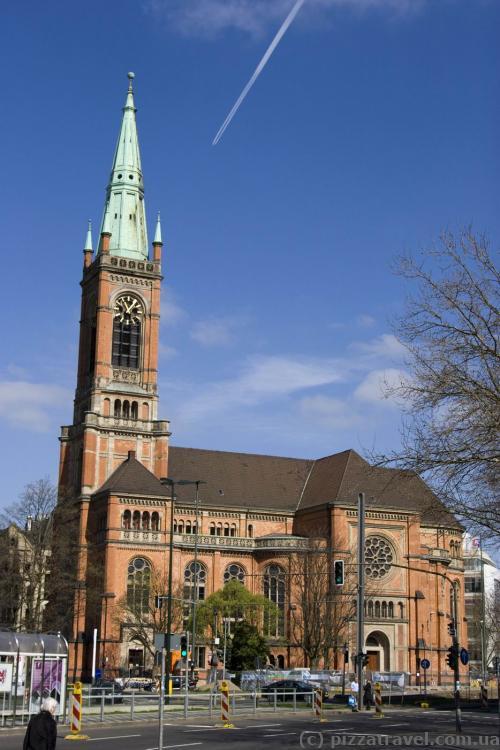 St. John's Church (Johanneskirche)