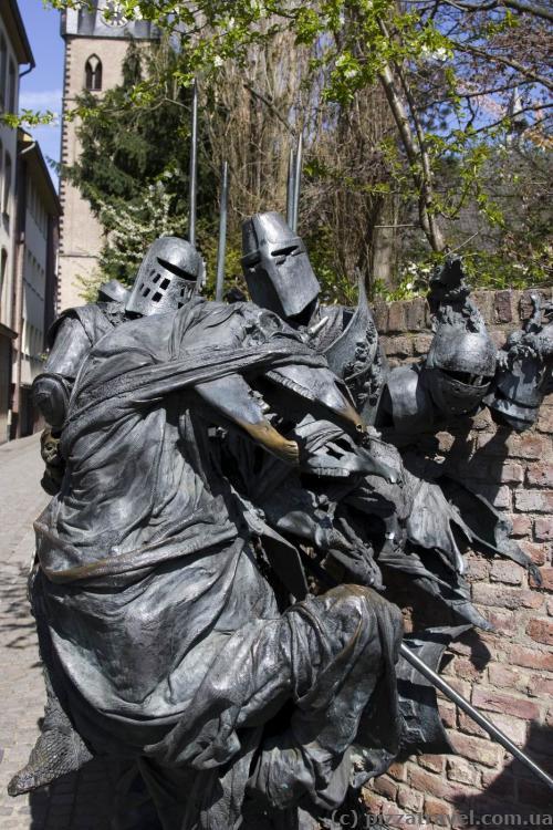 Sculptural group