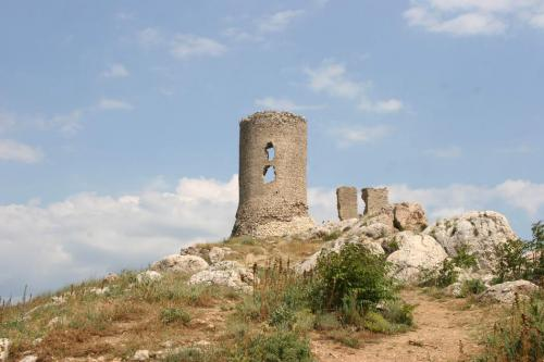 Ruins of the Cembalo Fortress