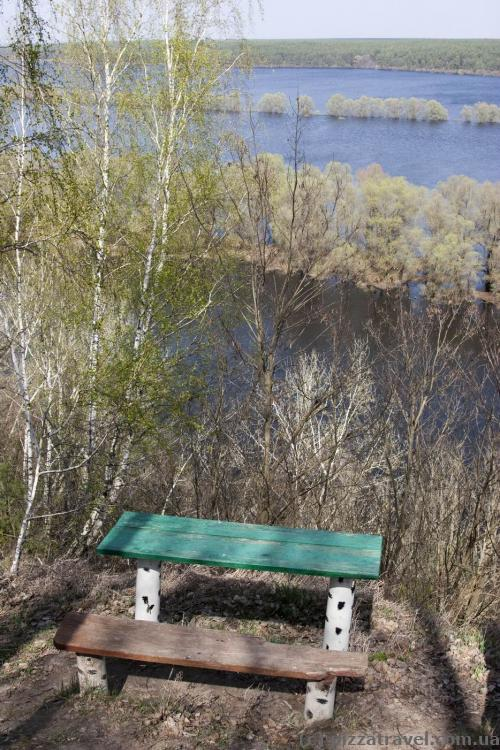 Very nice place to relax in the Mezyn National Nature Park
