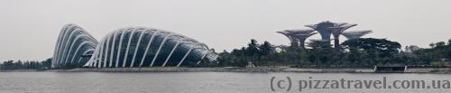 Искусственные сады в Сингапуре