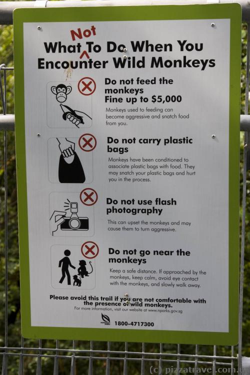 Не кормить мартышек :)