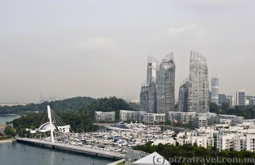 Reflections at Keppel Bay, premium class residential complex