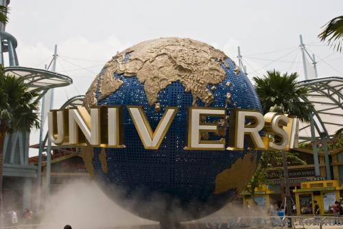 Парк развлечений студии Юниверсал
