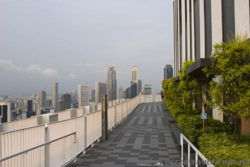 Terraces on the 50th floor