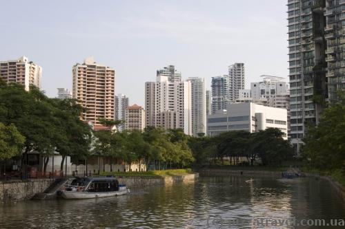 Набережна річки Сінгапур