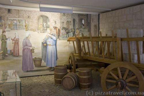 Музей различной старинной утвари