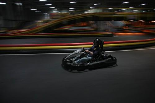 Karting in the