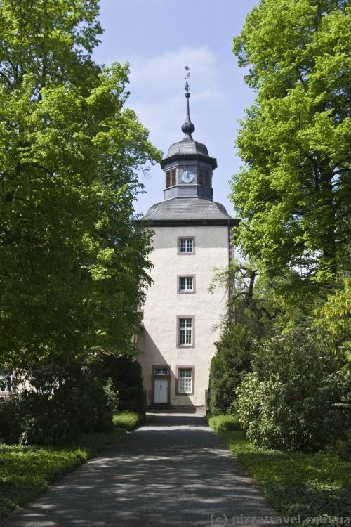 Башня замка Корвей