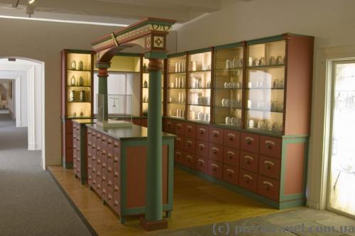 Аптека со снадобьями