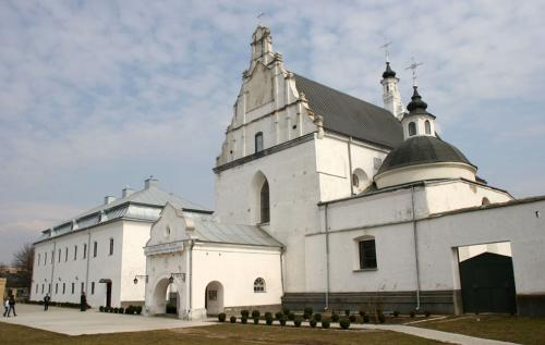 Dominican Monastery of Letychiv