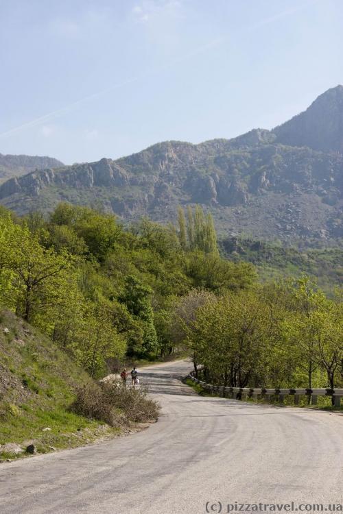 Road to Demerji