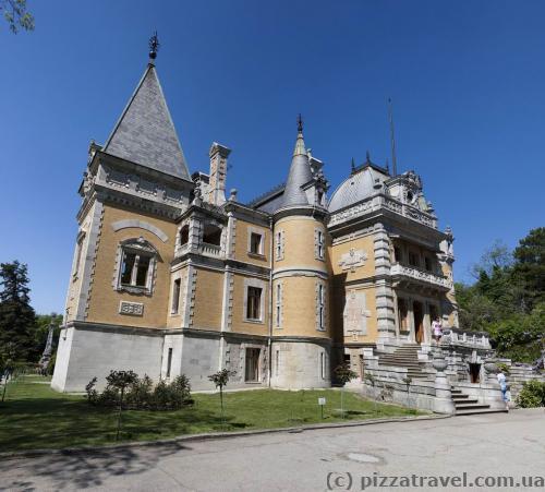 Масандрівський палац