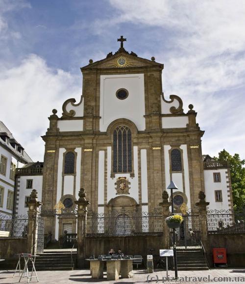 Католицька церква Святого Франциска Ксав'єра, колишній костел єзуїтів