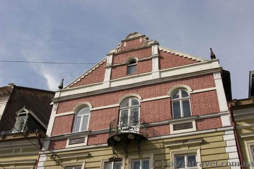 Домик в голландском стиле