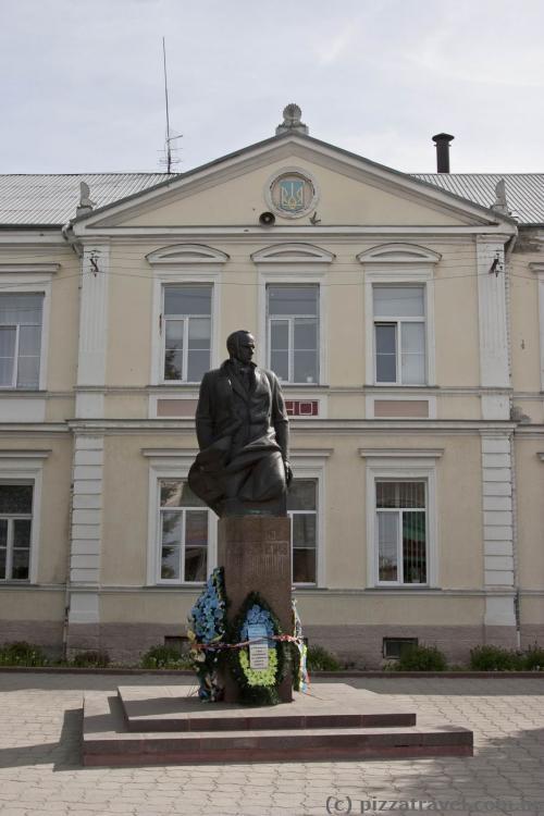 Гимназия, где учился Степан Бандера