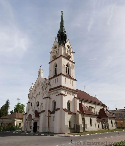 Костёл Святой Девы Марии