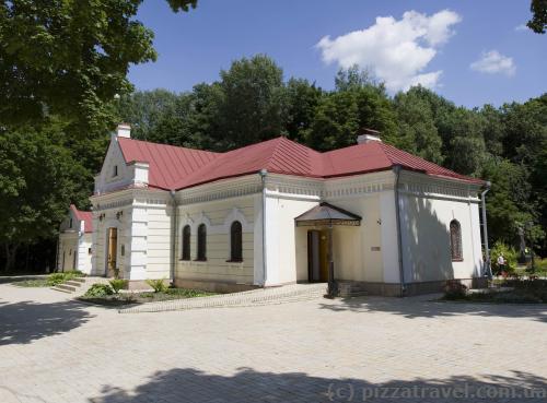 Дом Генерального суда Левобережной Украины XVII в. (дом Кочубея)