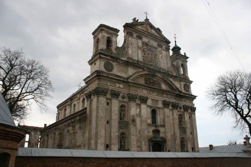 Коллегиальный костёл Святой Троицы