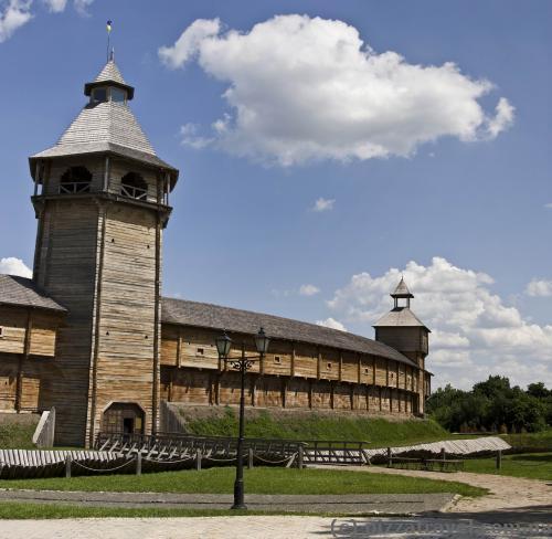Цитадель в Батурине