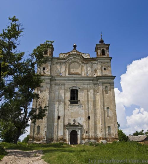 Костёл святого Антония
