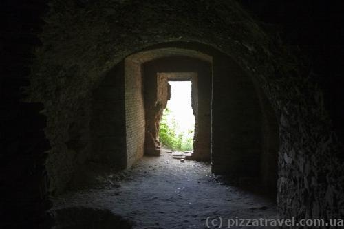 Подземелье корецкого замка