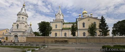 Корецкий Свято-Троицкий женский монастырь
